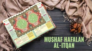 Peluncuran Mushaf Hafalan Maqtha Al-Itqan